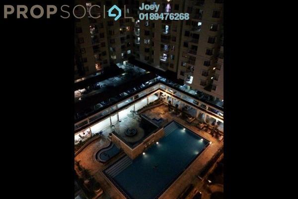 For Rent Condominium at Platinum Hill PV5, Setapak Freehold Semi Furnished 4R/3B 1.8k