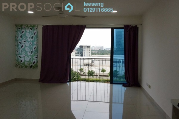 For Rent SoHo/Studio at Trefoil, Setia Alam Freehold Semi Furnished 1R/1B 850translationmissing:en.pricing.unit