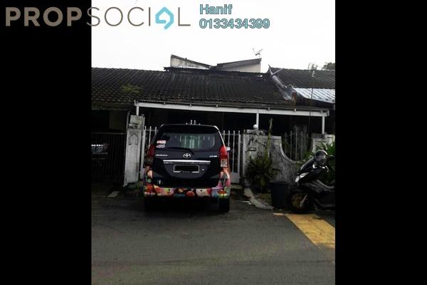 For Sale Terrace at Taman Jaya, Bandar Tun Razak Leasehold Unfurnished 3R/2B 420k