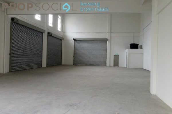 For Rent Factory at Taman Sungai Kapar Indah, Kapar Freehold Unfurnished 0R/3B 6.5k
