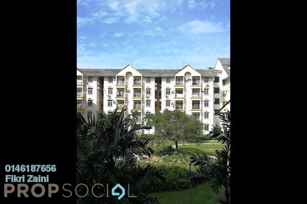 For Rent Condominium at Tiara Duta, Ampang Freehold Semi Furnished 3R/2B 1.5k