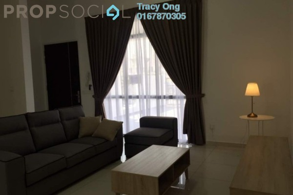 For Rent Terrace at Eco Summer, Tebrau Freehold Semi Furnished 4R/3B 2.1k
