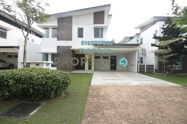 For Sale Bungalow at Setia Eco Park, Setia Alam Freehold Unfurnished 5R/6B 2.85m