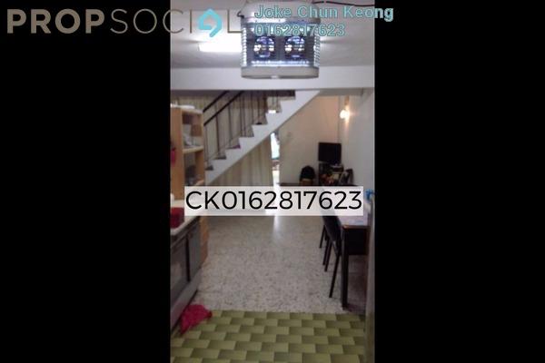 For Rent Terrace at Bandar Baru Sri Petaling, Sri Petaling Freehold Semi Furnished 2R/1B 1.4k