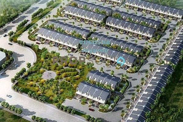 For Sale Terrace at Taman Persiaran Bangi, Bangi Freehold Unfurnished 4R/3B 610k