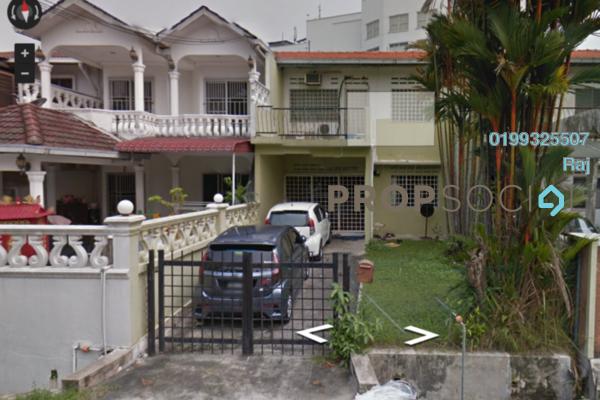 For Sale Terrace at Taman Paramount, Petaling Jaya Freehold Semi Furnished 4R/2B 900k