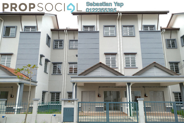 For Sale Terrace at Ukay Perdana, Ukay Freehold Unfurnished 5R/4B 700k