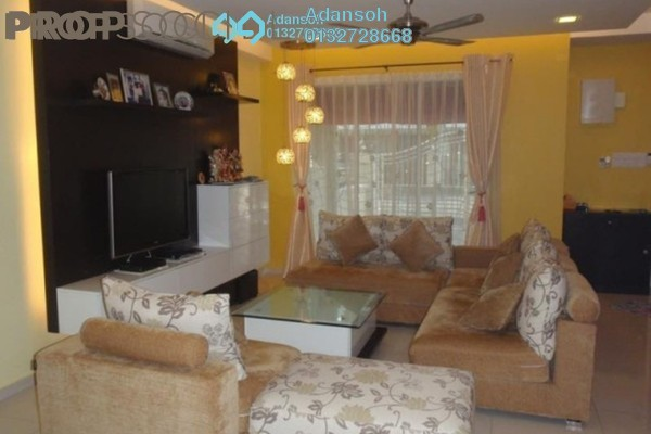 For Sale Terrace at Fadason Park, Jinjang Freehold Semi Furnished 6R/5B 1.27m