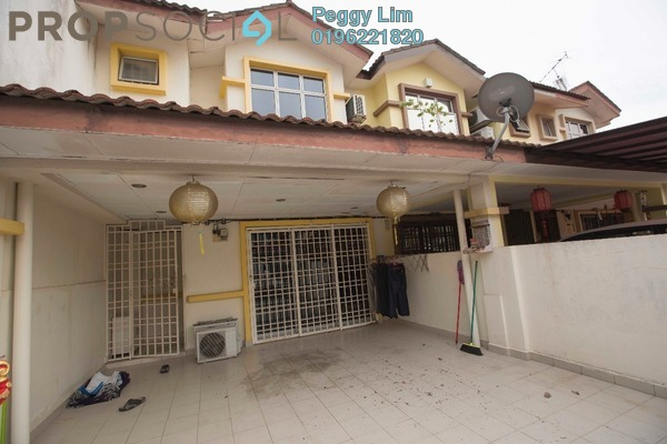 For Sale Terrace at PP 5, Taman Putra Prima Freehold Semi Furnished 4R/3B 478k