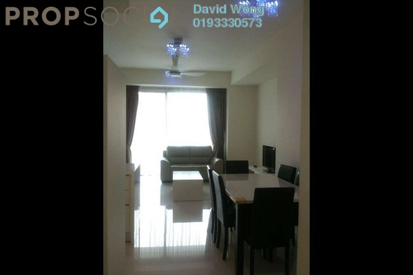 For Sale Condominium at Hampshire Place, KLCC Freehold Semi Furnished 1R/1B 1.1m