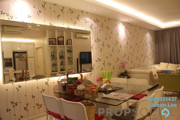 For Sale Condominium at Amelia, Desa ParkCity Freehold Semi Furnished 4R/6B 2.95m