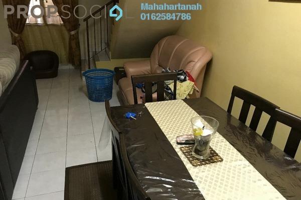 For Sale Terrace at Taman Seri Mewah, Kajang Freehold Unfurnished 4R/3B 430k