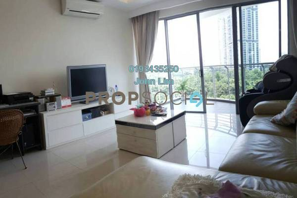 For Sale Condominium at The Westside Two, Desa ParkCity Freehold Fully Furnished 3R/3B 1.6m