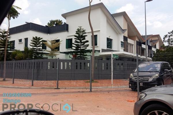 For Sale Semi-Detached at Temasya Suria, Temasya Glenmarie Freehold Semi Furnished 5R/5B 1.65m