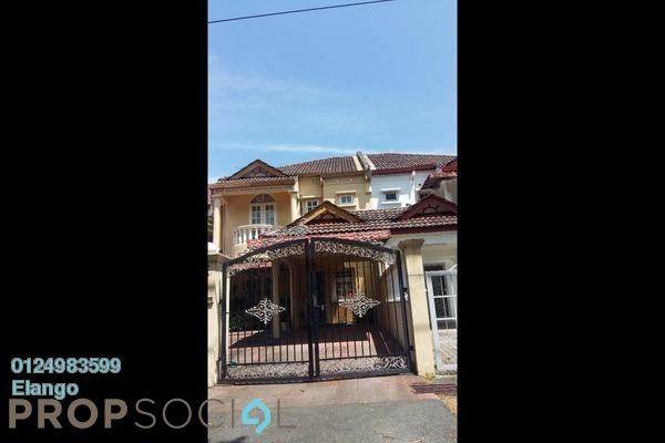 For Sale Terrace at USJ 9, UEP Subang Jaya Freehold Semi Furnished 4R/3B 800k