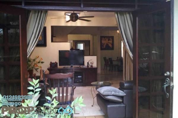 For Sale Terrace at USJ 5, UEP Subang Jaya Freehold Semi Furnished 4R/3B 960k