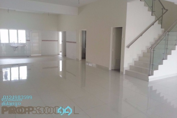 For Sale Link at D'Kayangan, Shah Alam Leasehold Unfurnished 6R/5B 1.2m