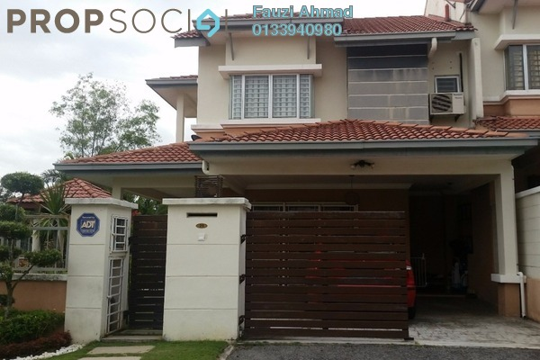 For Sale Terrace at Sunway Alam Suria, Shah Alam Freehold Fully Furnished 4R/3B 1.1m