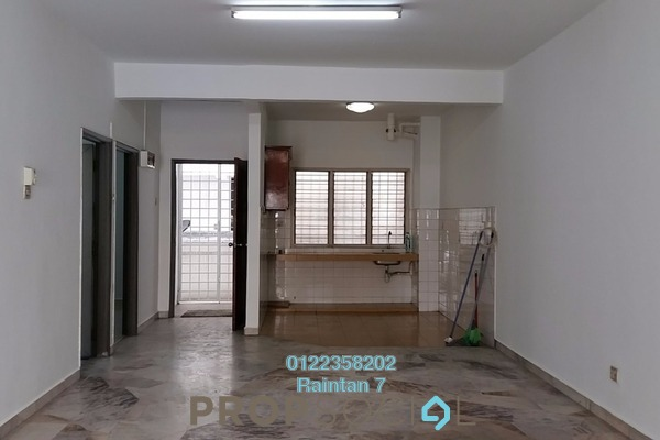 For Rent Condominium at Petaling Indah, Sungai Besi Freehold Semi Furnished 3R/2B 1k
