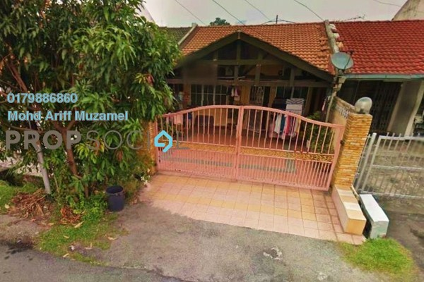 For Sale Terrace at Section 14, Petaling Jaya Freehold Semi Furnished 4R/2B 550k