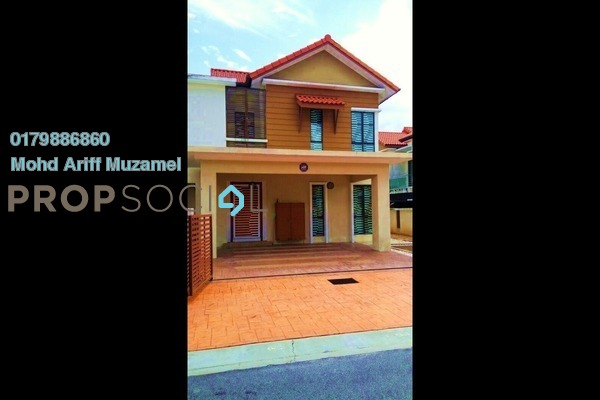 For Sale Semi-Detached at Ilmu, Alam Sari Freehold Fully Furnished 5R/6B 1.1m