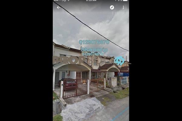 For Sale Superlink at Section 6, Bandar Mahkota Cheras Freehold Unfurnished 4R/3B 475k