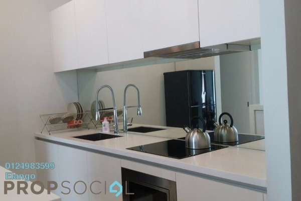 For Sale Condominium at Soho Suites, KLCC Freehold Fully Furnished 2R/2B 1.09m