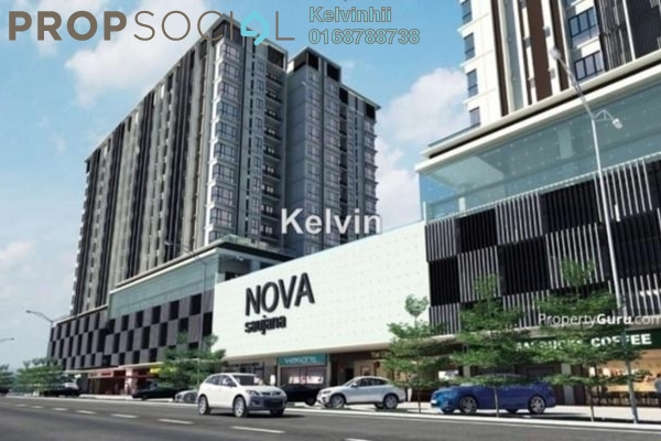 For Sale Serviced Residence at Nova Saujana, Saujana Freehold Fully Furnished 2R/2B 710k