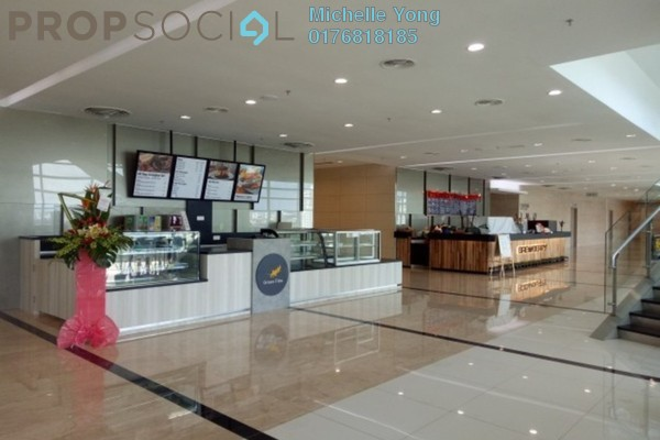 For Sale Office at Q Sentral, KL Sentral Freehold Semi Furnished 1R/1B 2.85m