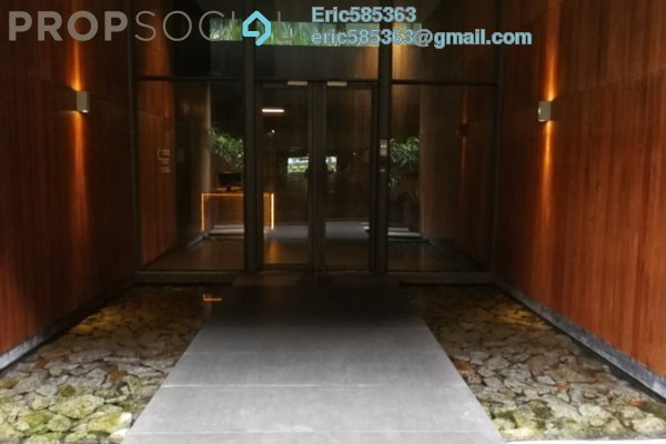 For Rent Condominium at The Capers, Sentul Freehold Fully Furnished 4R/3B 3.2k