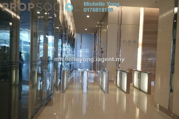 For Rent Office at Vertical Suites, Bangsar South Freehold Unfurnished 0R/1B 3.9k