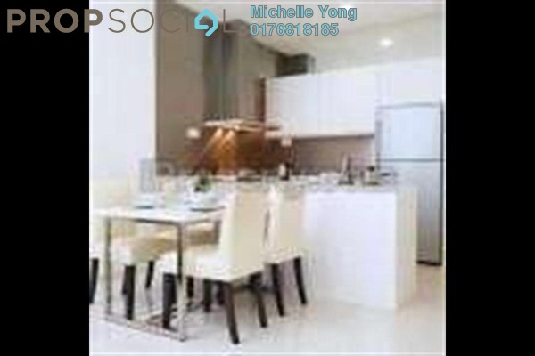 For Sale Condominium at Camellia, Bangsar South Freehold Semi Furnished 3R/2B 1.11m