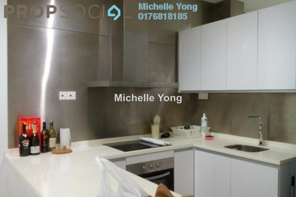 For Sale Condominium at Camellia, Bangsar South Freehold Fully Furnished 1R/1B 620k