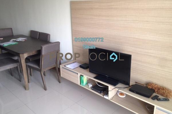 For Rent Condominium at Seri Puteri, Bandar Sri Permaisuri Freehold Fully Furnished 3R/3B 2.6k
