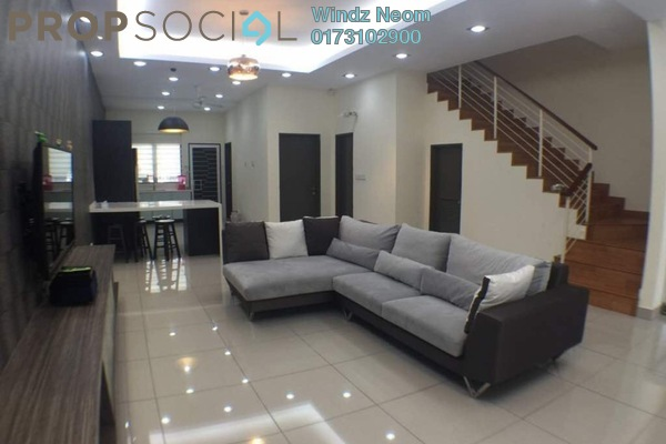 For Sale Bungalow at Perdana Residence 2, Selayang Freehold Fully Furnished 7R/7B 1.75m