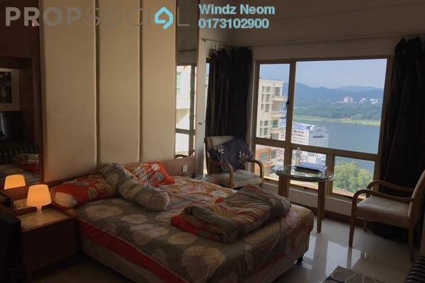 For Sale Condominium at East Lake Residence, Seri Kembangan Freehold Fully Furnished 4R/4B 850k