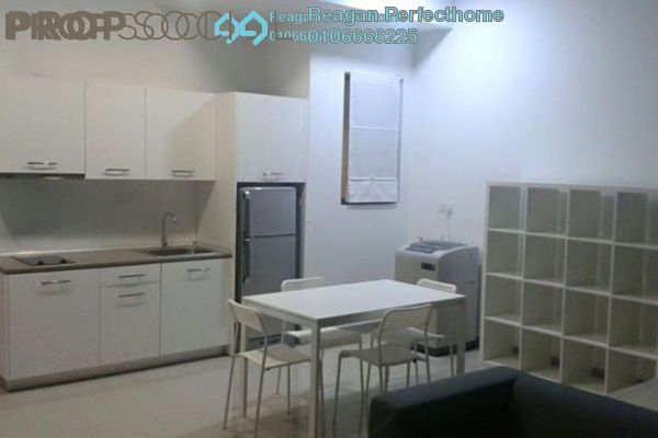 For Rent Condominium at CyberSquare, Cyberjaya Freehold Semi Furnished 1R/1B 850translationmissing:en.pricing.unit