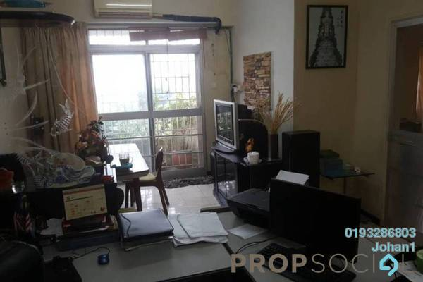For Sale Apartment at USJ Heights, UEP Subang Jaya Freehold Semi Furnished 3R/2B 380k
