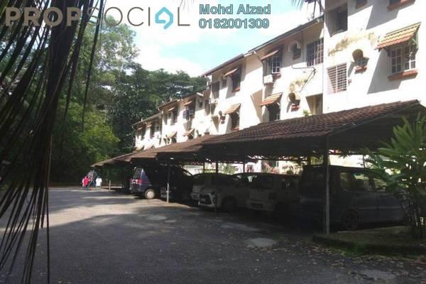 For Sale Apartment at Legasi 1, Melawati Freehold Unfurnished 3R/2B 390k