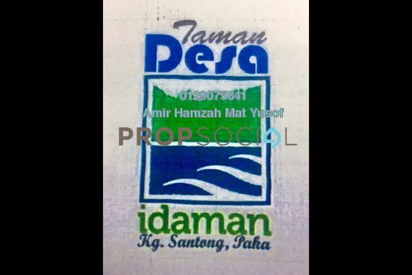 For Sale Terrace at Taman Desa Idaman, Terengganu Leasehold Unfurnished 4R/3B 362k