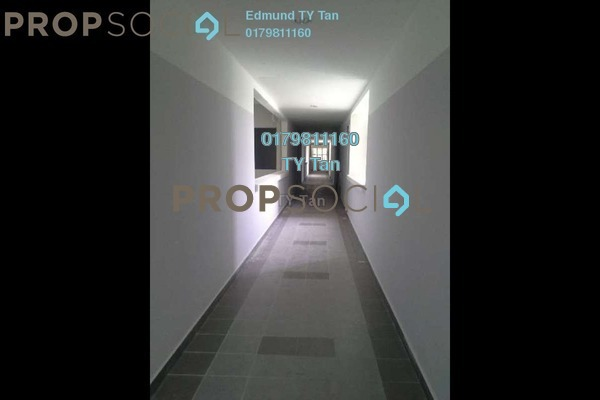 For Rent Condominium at Aman Heights, Seri Kembangan Freehold Semi Furnished 3R/2B 1.05k