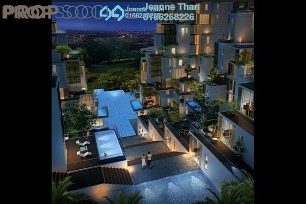 For Rent Condominium at Icon Residence (Mont Kiara), Dutamas Freehold Fully Furnished 2R/2B 4.8k