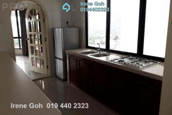 For Rent Condominium at MBF Tower, Georgetown Freehold Fully Furnished 3R/2B 2.6k