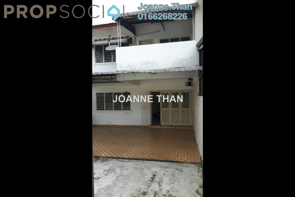 For Sale Terrace at Section 21, Petaling Jaya Freehold Unfurnished 3R/2B 780k