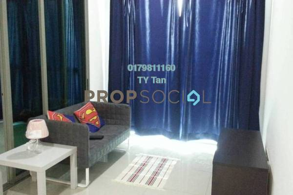 For Rent SoHo/Studio at CyberSquare, Cyberjaya Freehold Fully Furnished 2R/2B 1.9k