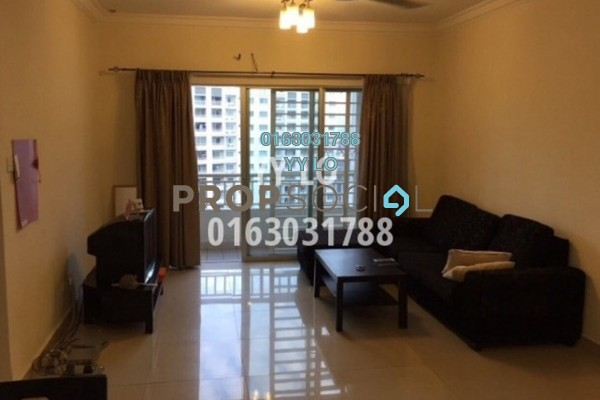 For Rent Condominium at SuriaMas, Bandar Sunway Leasehold Fully Furnished 4R/2B 2.6k