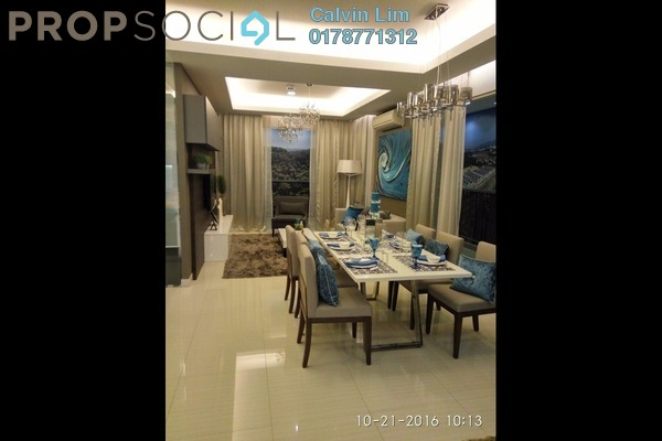 For Sale Serviced Residence at Hampton Damansara, Kuala Lumpur Freehold Semi Furnished 2R/2B 740k