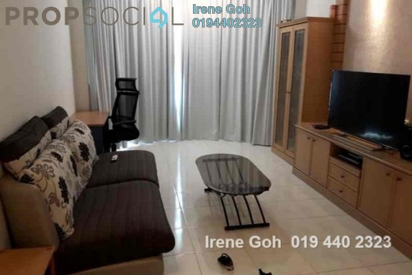 For Rent Condominium at Mutiara Villa, Bukit Ceylon Freehold Fully Furnished 3R/2B 2.9k