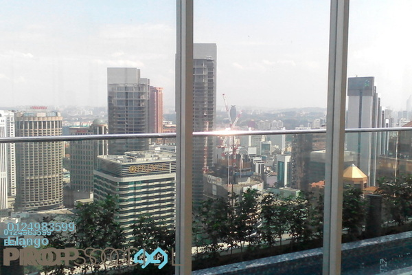 For Sale Condominium at Quadro Residences, KLCC Freehold Unfurnished 4R/4B 2.5m