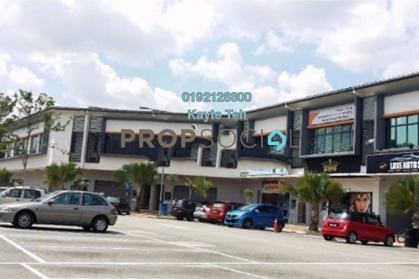 For Sale Office at Section U8, Bukit Jelutong Freehold Unfurnished 0R/0B 1.76m